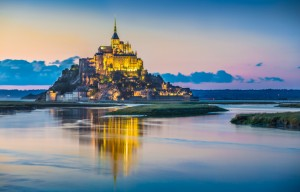 Mont Saint Michel - Fan de FLE